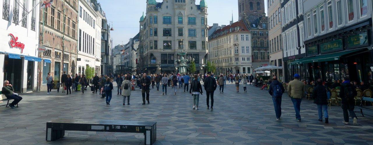 findaabningstider.dk - Strøget i København